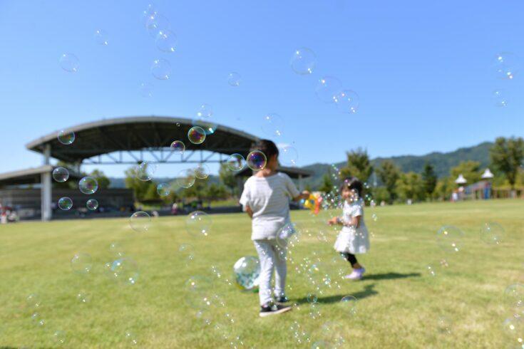 子どもも楽しめる!おすすめの公園3選