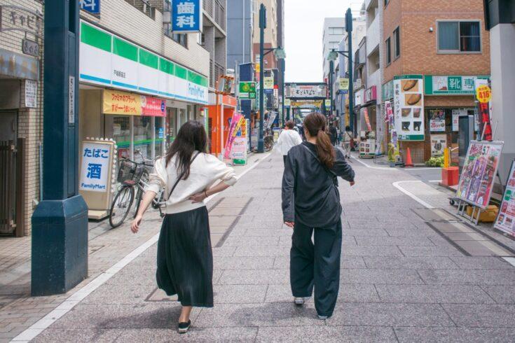 戸越銀座駅周辺の飲食店