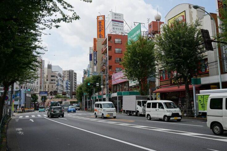 荻窪は住みやすい街
