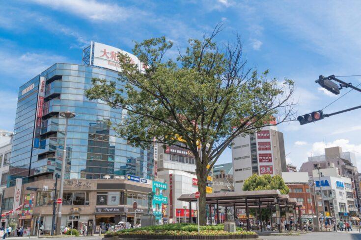 【関東】一人暮らししたい街:赤羽