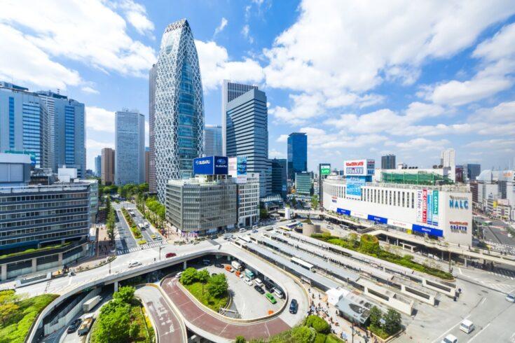 【関東】一人暮らししたい街:新宿