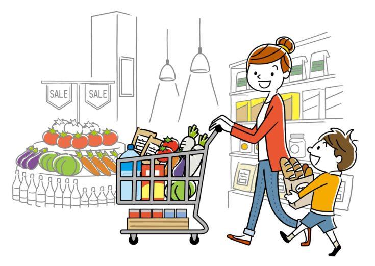 その③:買い物環境