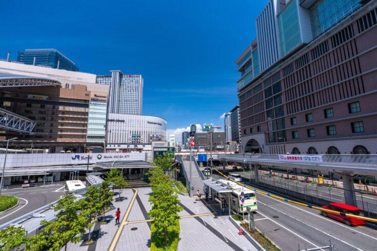 【関西】一人暮らししたい街:梅田