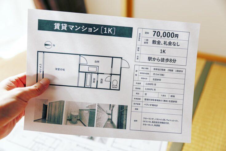 マンション購入における販売図面の見方【12の項目】