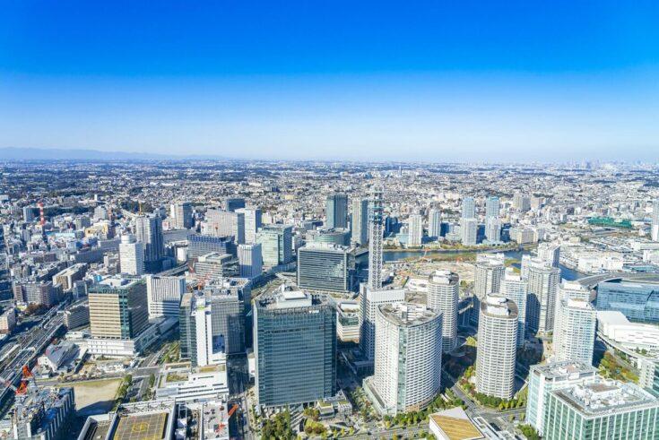 横浜市で住むのにおすすめのエリアについて