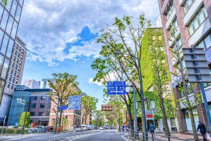 横浜は多くの人に支持される住みたい街
